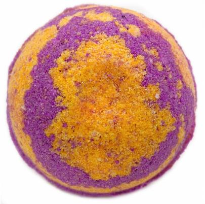 Šumivá bomba do kúpeľa Exotické mango, 140g