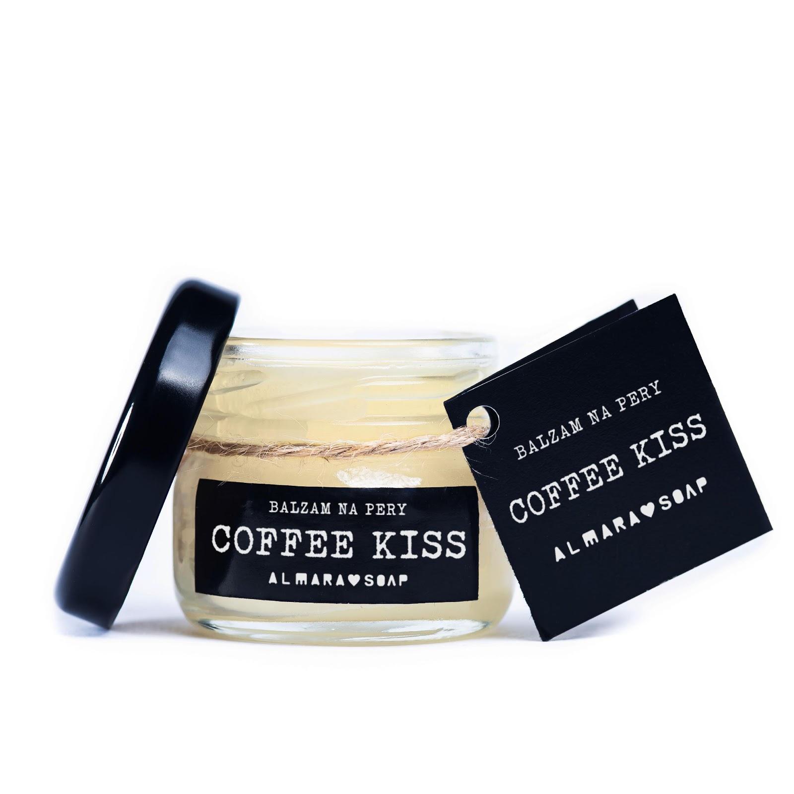 Balzam na pery Coffee Kiss