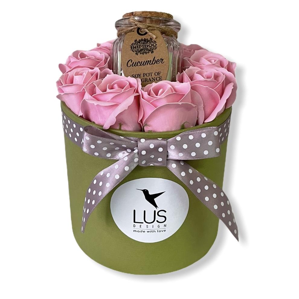 Darčekový flower box From me to You