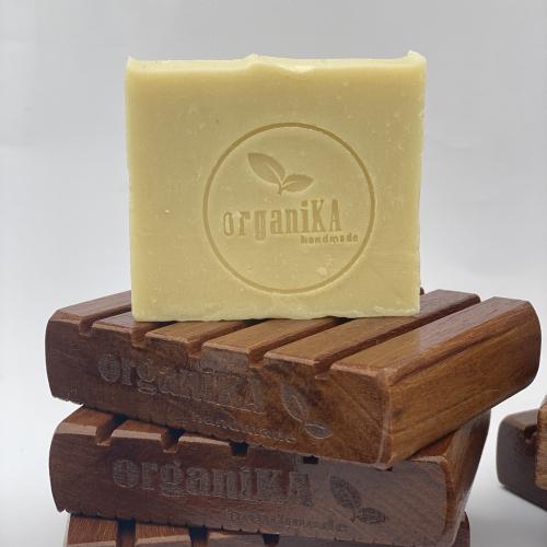 Prírodné mydlo s bambuckým maslom, 110g
