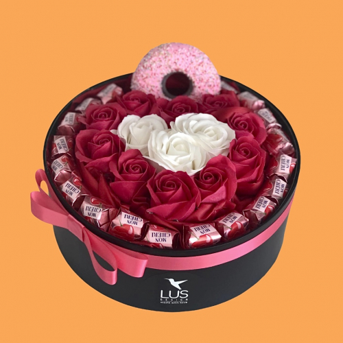 Flower box Donut dream