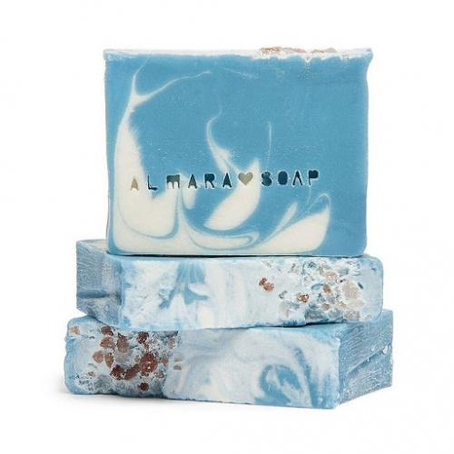 Prírodné dizajnové mydlo Cold Water, 100g