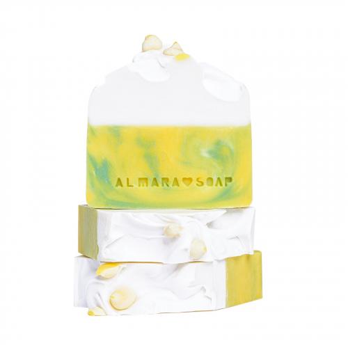 Prírodné dizajnové mydlo Bitter Lemon, 100g