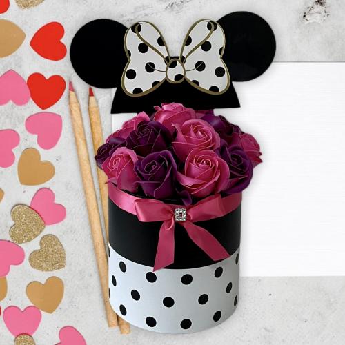 Mickey Mouse flower box, veľ.S