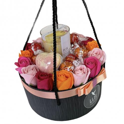 Dievčenský darčekový box Beautiful Day