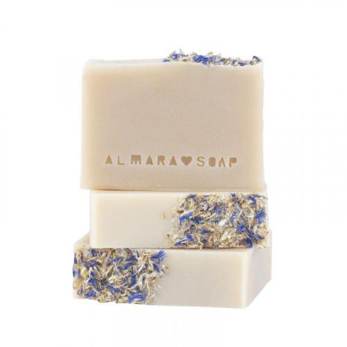 Prírodné dizajnové mydlo Shave it all, 90g